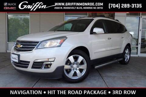 2013 Chevrolet Traverse for sale at Griffin Buick GMC in Monroe NC