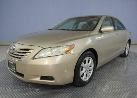 2007 Toyota Camry for sale at Hagan Automotive in Chatham IL