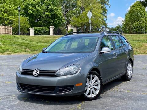 2012 Volkswagen Jetta for sale at Sebar Inc. in Greensboro NC
