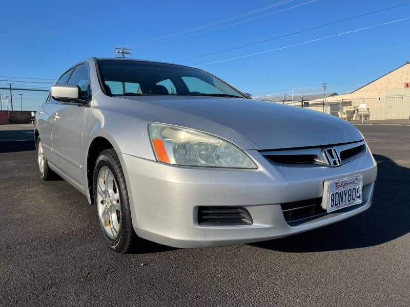 2007 Honda Accord for sale at Approved Autos in Sacramento CA
