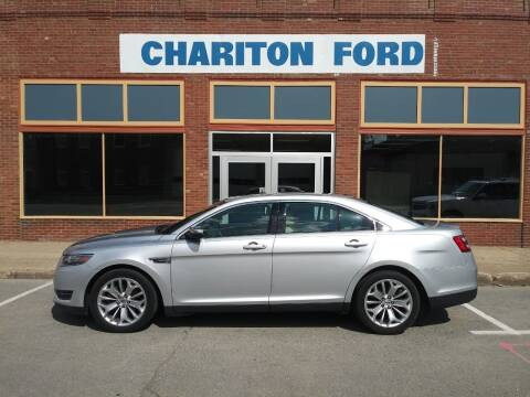 2018 Ford Taurus for sale at Chariton Ford in Chariton IA