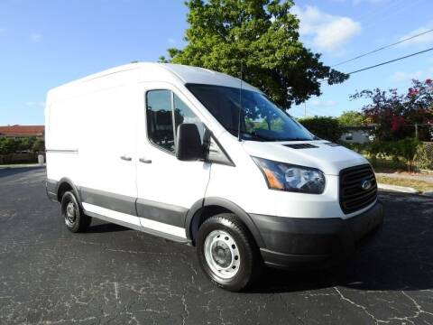 2019 Ford Transit Cargo for sale at SUPER DEAL MOTORS 441 in Hollywood FL