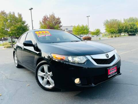 2009 Acura TSX for sale at Bargain Auto Sales LLC in Garden City ID