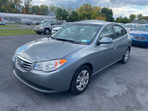 2010 Hyundai Elantra for sale at Paul Hiltbrand Auto Sales LTD in Cicero NY