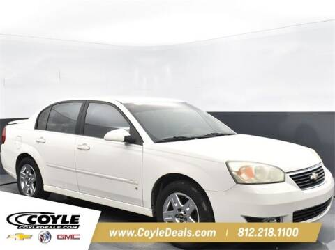 2006 Chevrolet Malibu for sale at COYLE GM - COYLE NISSAN - New Inventory in Clarksville IN
