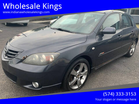 2005 Mazda MAZDA3 for sale at Wholesale Kings in Elkhart IN