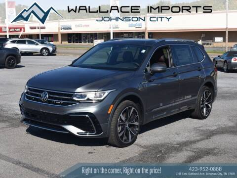 2022 Volkswagen Tiguan for sale at WALLACE IMPORTS OF JOHNSON CITY in Johnson City TN