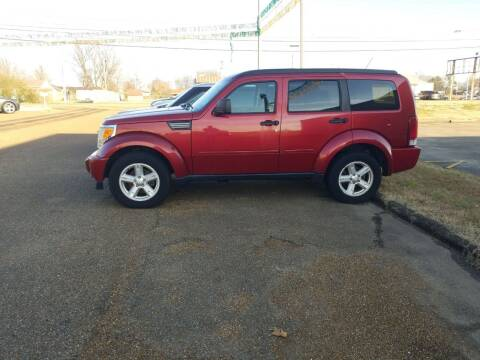 2007 Dodge Nitro for sale at Frontline Auto Sales in Martin TN