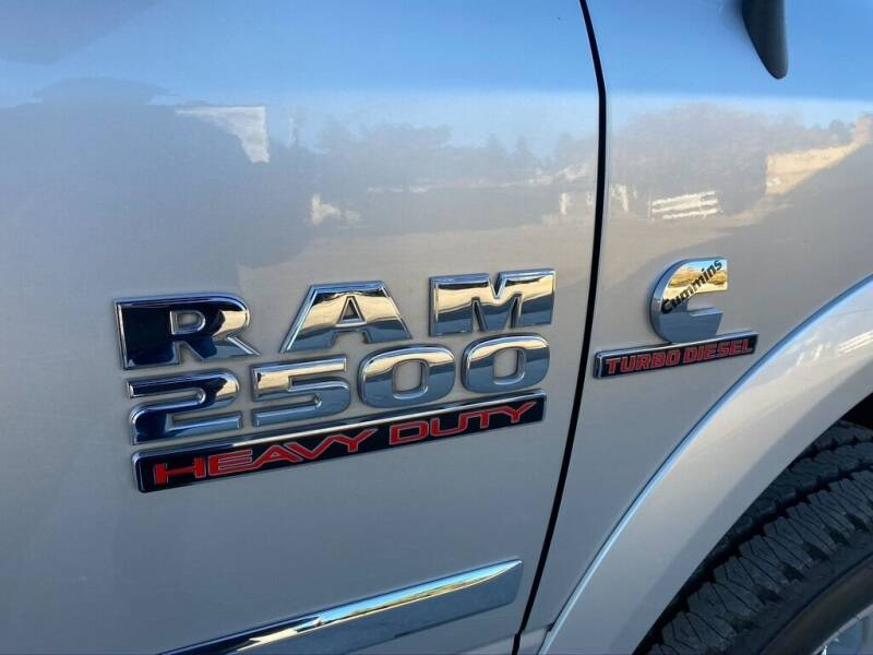 2014 RAM Ram Pickup 2500 4x4 Laramie Limited 4dr Crew Cab 8 ft. LB Pickup - Bend OR