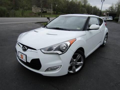 2014 Hyundai Veloster for sale at Guarantee Automaxx in Stafford VA