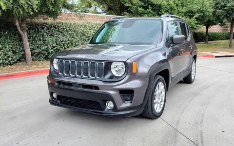 2019 Jeep Renegade for sale at International Auto Sales in Garland TX