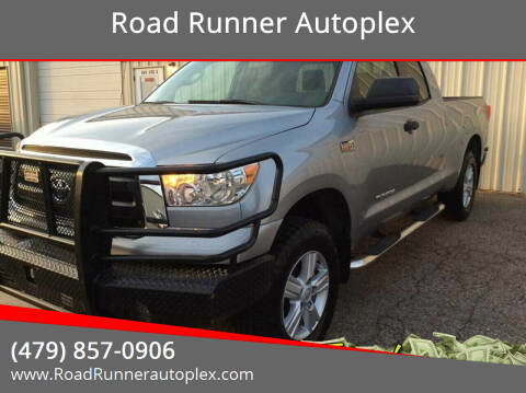 2012 Toyota Tundra for sale at Road Runner Autoplex in Russellville AR