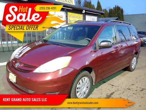 2006 Toyota Sienna for sale at KENT GRAND AUTO SALES LLC in Kent WA