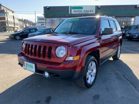 2012 Jeep Patriot for sale at Wakefield Auto Sales of Main Street Inc. in Wakefield MA