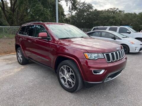 2018 Jeep Grand Cherokee for sale at Allen Turner Hyundai in Pensacola FL