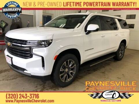 2021 Chevrolet Suburban for sale at Paynesville Chevrolet - Buick in Paynesville MN