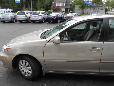 2005 Toyota Camry for sale at Buyers Choice Auto Sales in Bedford OH