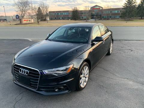 2012 Audi A6 for sale at Lux Car Sales in South Easton MA