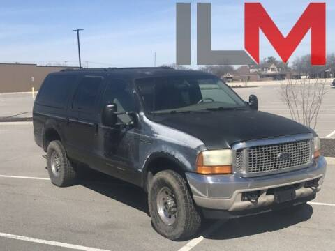 2000 Ford Excursion for sale at INDY LUXURY MOTORSPORTS in Fishers IN