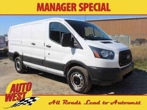 2015 Ford Transit Cargo for sale at Autowest of GR in Grand Rapids MI