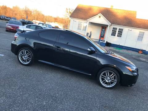 2010 Scion tC for sale at New Wave Auto of Vineland in Vineland NJ