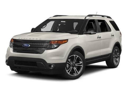 2013 Ford Explorer for sale at Ed Koehn Chevrolet in Rockford MI