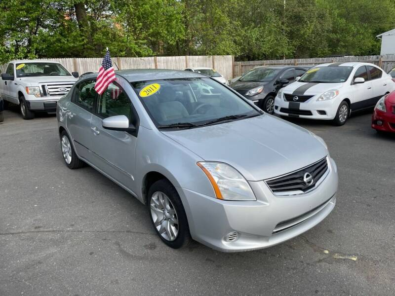 2011 Nissan Sentra for sale at Auto Revolution in Charlotte NC