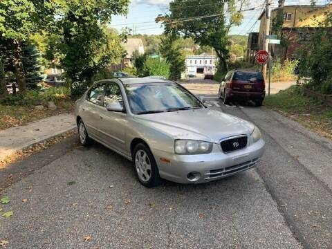 2002 Hyundai Elantra for sale at All City Auto Group in Staten Island NY