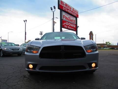 2014 Dodge Charger for sale at Bi-Rite Auto Sales in Clinton Township MI