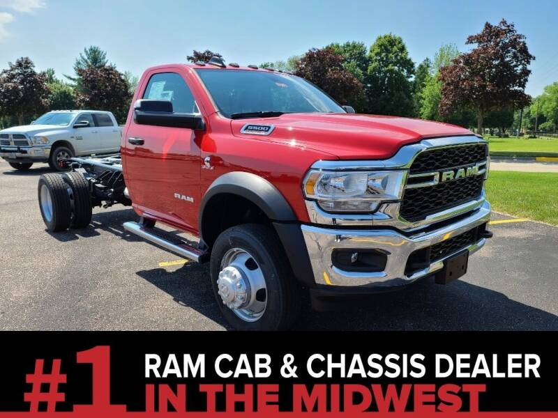 2021 RAM Ram Chassis 5500 for sale in Sauk City, WI
