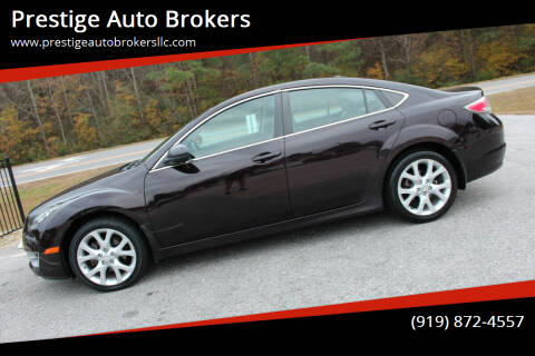 2010 Mazda MAZDA6 for sale at Prestige Auto Brokers in Raleigh NC