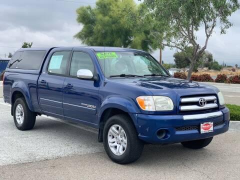 2005 Toyota Tundra for sale at Esquivel Auto Depot in Rialto CA