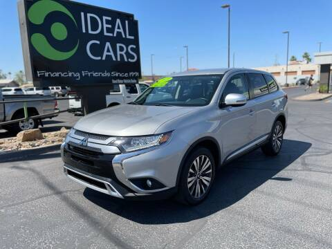 2019 Mitsubishi Outlander for sale at Ideal Cars Broadway in Mesa AZ