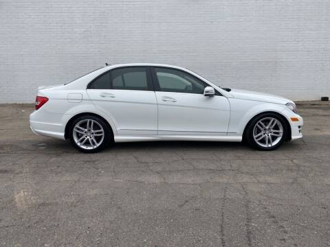 2013 Mercedes-Benz C-Class for sale at Smart Chevrolet in Madison NC