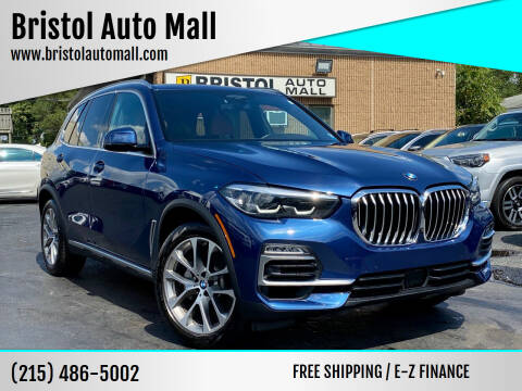 2019 BMW X5 for sale at Bristol Auto Mall in Levittown PA