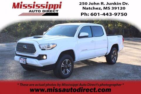 2019 Toyota Tacoma for sale at Auto Group South - Mississippi Auto Direct in Natchez MS