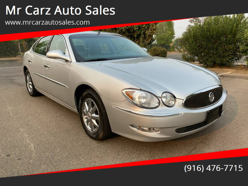2005 Buick LaCrosse for sale at Mr Carz Auto Sales in Sacramento CA