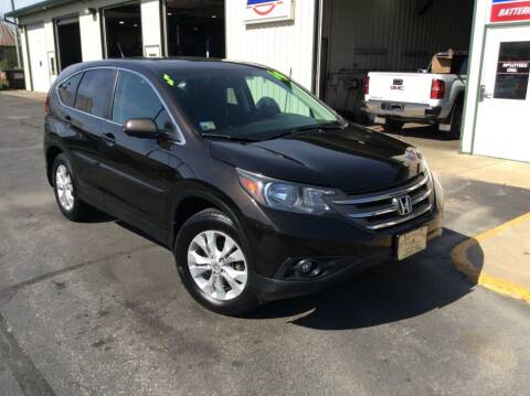 2014 Honda CR-V for sale at TRI-STATE AUTO OUTLET CORP in Hokah MN