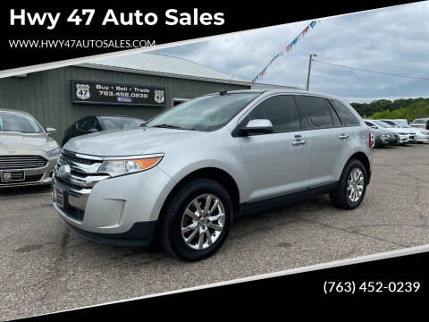 2011 Ford Edge for sale at Hwy 47 Auto Sales in Saint Francis MN