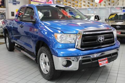 2010 Toyota Tundra for sale at Windy City Motors in Chicago IL