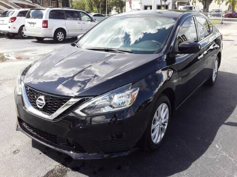 2019 Nissan Sentra for sale at YOUR BEST DRIVE in Oakland Park FL