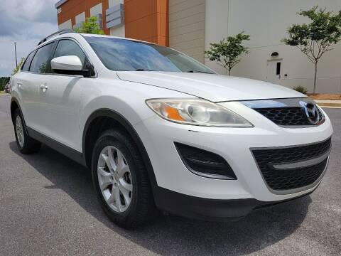2011 Mazda CX-9 for sale at ELAN AUTOMOTIVE GROUP in Buford GA