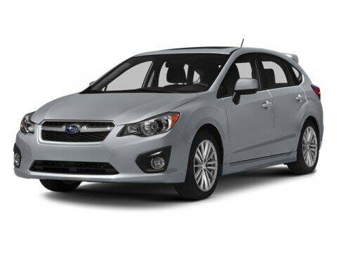 2014 Subaru Impreza for sale at Auto Finance of Raleigh in Raleigh NC