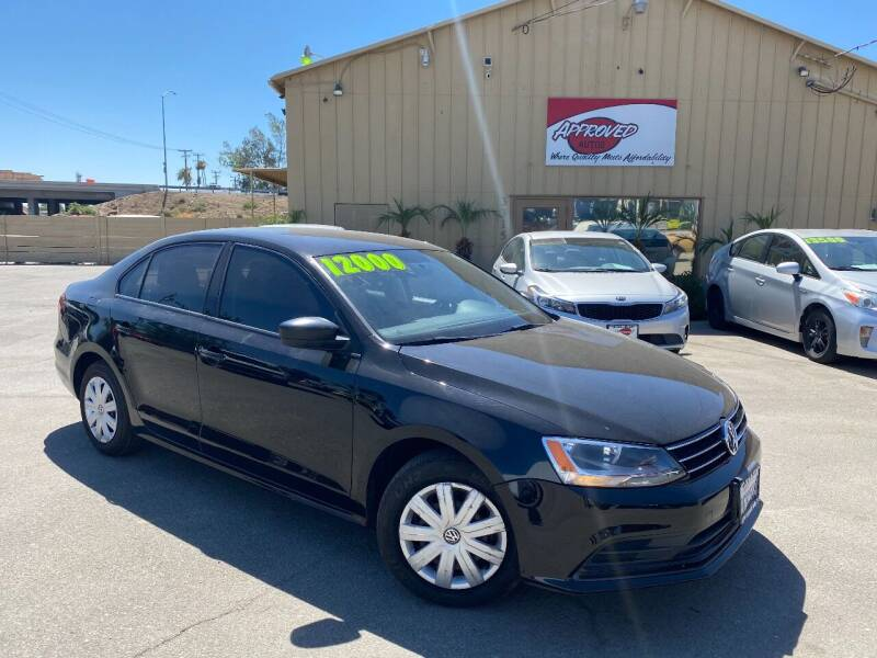 2015 Volkswagen Jetta for sale at Approved Autos in Bakersfield CA