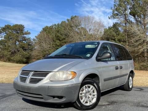 2006 Dodge Caravan for sale at Global Pre-Owned in Fayetteville GA