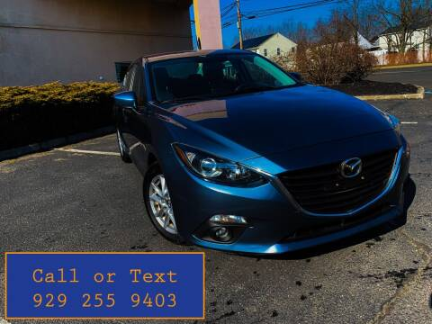 2015 Mazda MAZDA3 for sale at Ultimate Motors in Port Monmouth NJ