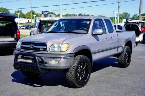 2001 Toyota Tundra for sale at Preferred Auto Fort Wayne in Fort Wayne IN
