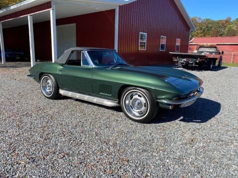 1967 Chevrolet Corvette for sale at F & A Corvette in Colonial Beach VA
