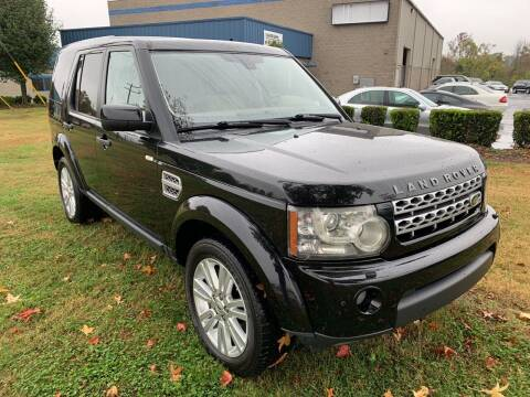 2010 Land Rover LR4 for sale at Essen Motor Company, Inc in Lebanon TN