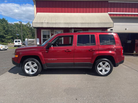 2014 Jeep Patriot for sale at JWP Auto Sales,LLC in Maple Shade NJ